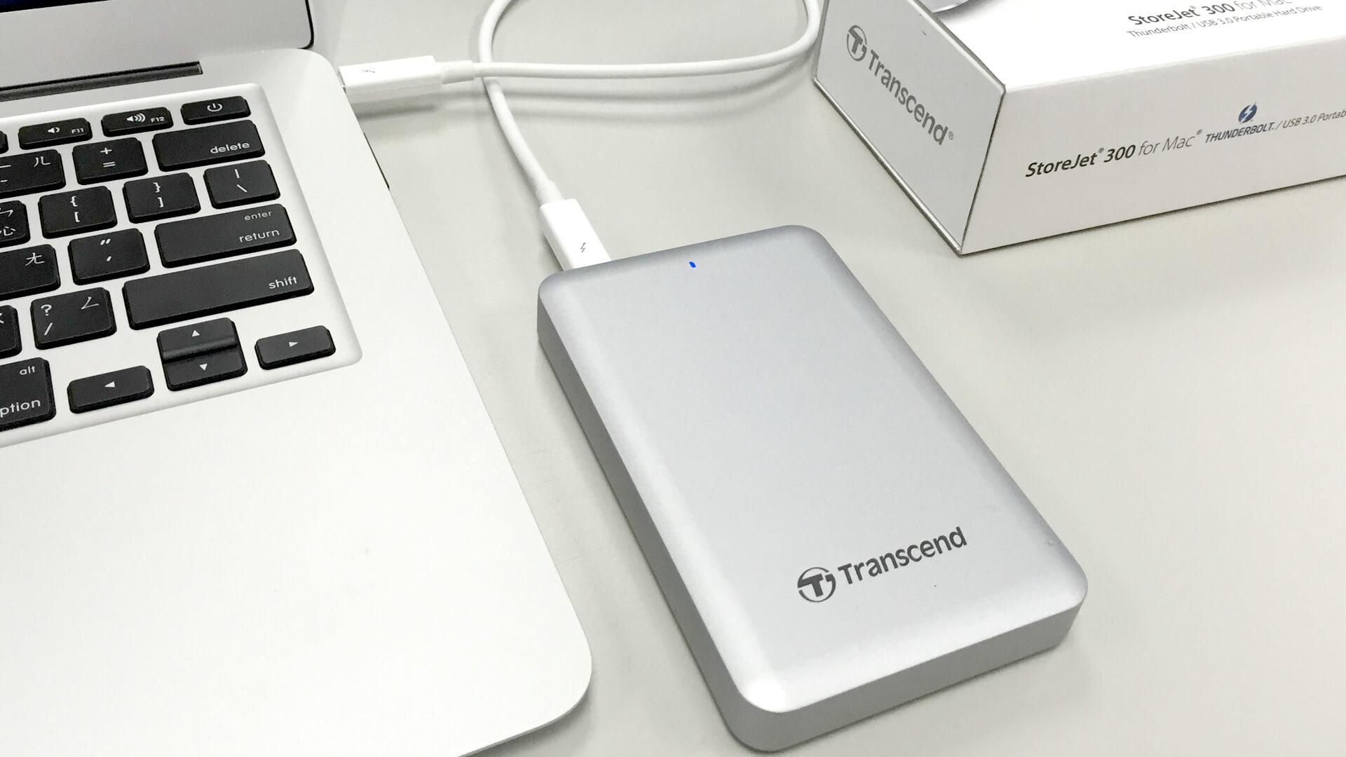 Външен SSD дикск за MAC