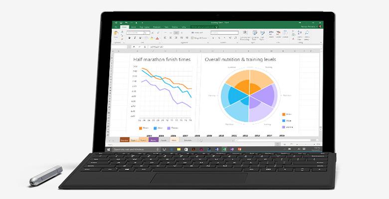 Microsoft Surface Pro 4, в бизнес перспектива