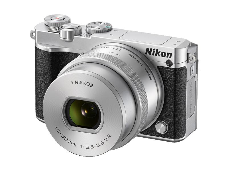 Nikon 1 J5 black/silver