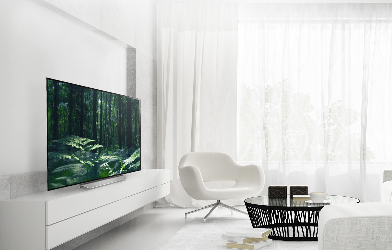 Върхово представяне: OLED55C7V от LG
