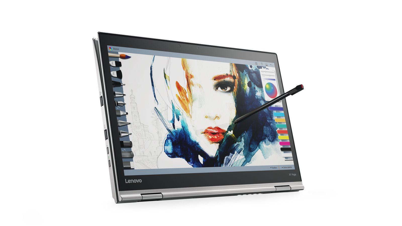 ThinkPad X1 Yoga: Най-лекият бизнес 2-в-1 Ultrabook™